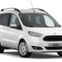 Ford Courier Beyaz